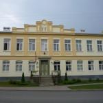 P549 Aizpute Gemeindehaus