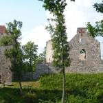 P643 Sigulda Ruine